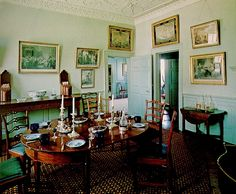 Breakfast Room in Mt. Vernon