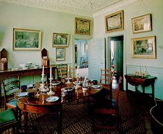 Breakfast Room in Mt. Vernon
