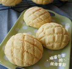 日式菠蘿麵包 Melon Pan