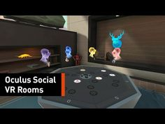 Party with Friends through Virtual Reality | wordlessTech 2/16/17