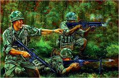 Ambush in NAM 1972