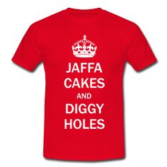 Eat jaffas and dig a hole.