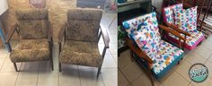 ARMCHAIRS RENOVATION Tub Chair, Armchairs, Accent Chairs, Handmade, Diy, Furniture, Home Decor, Wing Chairs, Upholstered Chairs