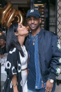 big sean, jhene aiko, and couple image - - Couple Relationship, Cute Relationship Goals, Cute Relationships, Black Couples Goals, Cute Couples Goals, Couple Goals, Dope Couples, Jhene Aiko, Big Sean And Jhene