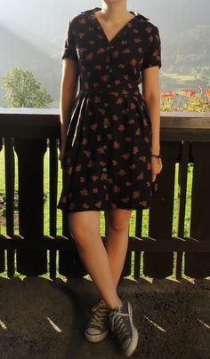 Lassemista. shirred shirtwaist - Gertie's New Book for Better Sewing: The Shirtwaist Dress