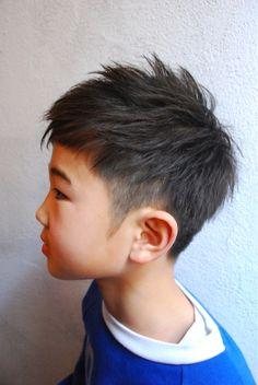 男の子小学生の流行に乗れる人気ヘアスタイル124種類画像集 - キッズヘアスタイル ツーブロック