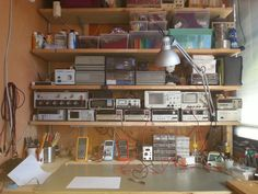 Whats your Work-Bench/lab look like? Post some pictures of your Lab. - Page 43