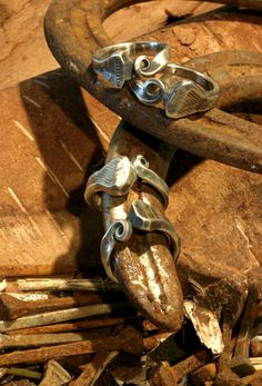 I want one of these  ey, I found this really awesome Etsy listing at https://www.etsy.com/listing/190777973/original-get-nailed-horse-shoe-nail-ring