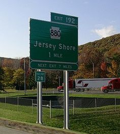 Bucket list : visiting the Jersey Shore !!