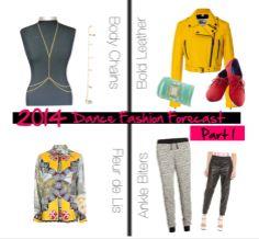2014 dance fashion trends! www.FlyGyal.com