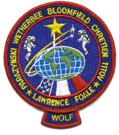 Bloomfield Mission Patch