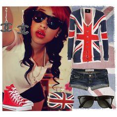 """""""UK Cute"""""""