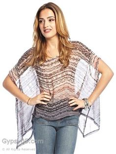 New Gypsy05 top in at Brother's! $158