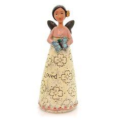 May Birthday Wish Figurine