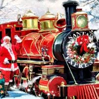 Santa's Express F2