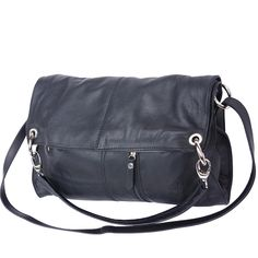 Hobo shoulder bag in soft leather - 3019 - Leather bags - Hobo bag made in soft genuine calfskin leather. Zip closure and detachable single handle. Detachable and adjustable leather shoulder strap. 60 Kg, Leather Bags Handmade, Hobo Bag, Bag Making, Soft Leather, Calves, Shoulder Strap, Products, Fashion Handbags