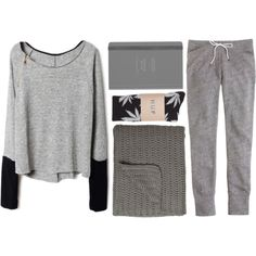 A fashion look from September 2013 featuring J.Crew activewear pants and HUF socks. Browse and shop related looks.