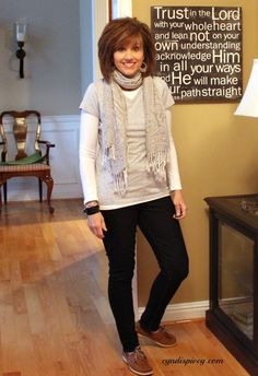 Casual Shoes-Fashion Over 40 - Cyndi Spivey Casual Shoes-Fashion Over 40 - Walking in Grace and Beauty Casual Wear, Casual Shoes, Casual Dresses, Casual Outfits, Cute Outfits, Classic Dresses, Fall Outfits, Casual Clothes, Fall Fashion Trends