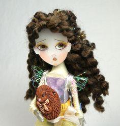 Hedgehog Pin doll   Flickr - Photo Sharing!