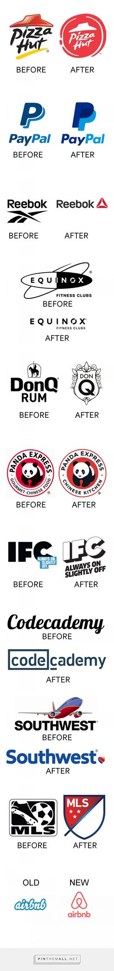 The 10 Best Corporate Logo Changes Of 2014