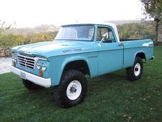 1964 Dodge Power Wagon: