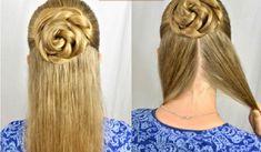 Прическа корзинка из волос: как заплести косу - пошаговая инструкция