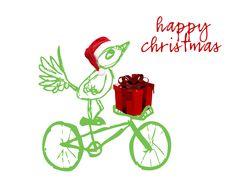 Happy Biking Christmas