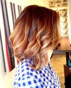 Most Popular Short Ombre Hair