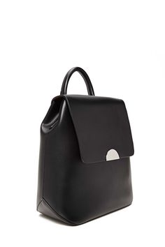 Faux Leather Backpack | Forever 21 - 1000214062