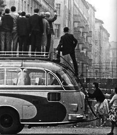 Berlin   Geteilte Stadt. Die Mauer, 1961