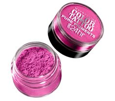 Eye Studio Color Tattoo Pure Pigments Loose Powder Shadow Pink Rebel | Almost Matte and great again for bold looks.