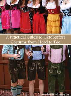 A Practical Guide to Oktoberfest Costume from Head to Toe • Tourist is a Dirty Word Germany Travel Blog