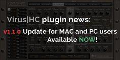 Access Virus HC v1.1.0 Update out now! on https://www.mysteryislands-music.com/access-virushc-v1-1-0-update-out-now/
