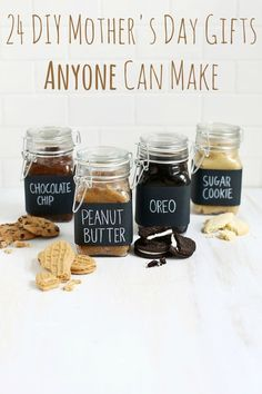 24 DIY Mother's Day Gifts Anyone Can Actually Make