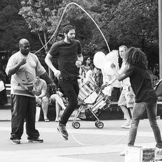 http://washingtonsquareparkerz.com/zachariahwallace-doubledutch-washingtonsquarepark-nyc/   @zachariahwallace #doubledutch #washingtonsquarepark #nyc