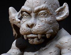 "Check out new work on my @Behance portfolio: ""Gargoyles."" http://be.net/gallery/47283791/Gargoyles"