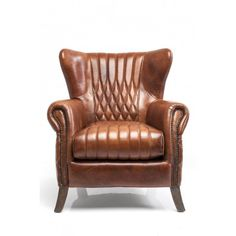 #Kare #Design #Fauteuil Country Side - #Bruin