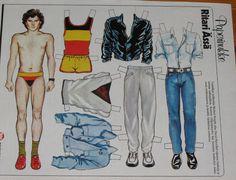 Apu-magazine paper dolls for the years 1978-1984 was designed Rauni Palonen - Yakira Chandrani - Picasa Web Albums