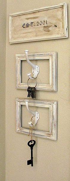 Like the frame around the hook.