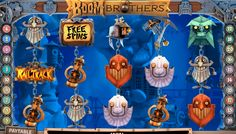 Boom Brothers Slot Review, Play for Fun and collect your bonus, today!