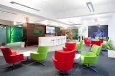 Heineken Office Headquarter Interior Design
