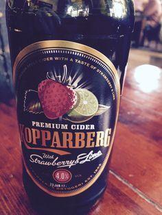 A Swedish fruit cider. Sweet as a soda