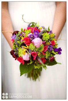 bouquet de flores novia - weding Flowers