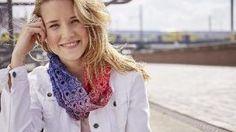 200 Besten Schal Bilder Auf Pinterest Tricot Et Crochet Modèles
