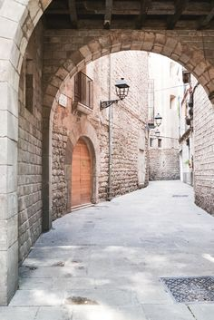 Barri Gotic, the most charming quarter in Barcelona - from travel blog: http://Epepa.eu