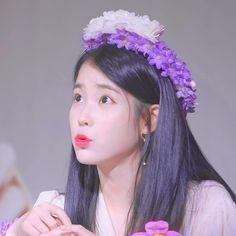 Iu Fashion, Kawaii Fashion, Kpop Girl Groups, Kpop Girls, Beautiful Person, Most Beautiful, Korean Celebrities, Celebs, Iu Hair