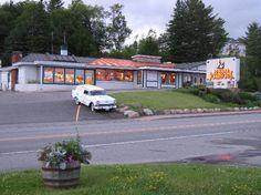 Howard Johnson's Restaurant lake placid - Google Search