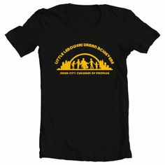 Urban Achievers Graphic Tee from The Big Lebowski - for Jeremy