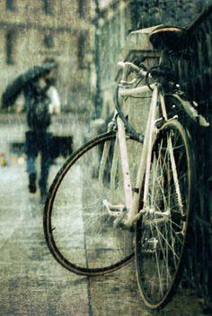 La bicicleta de Friedrich.