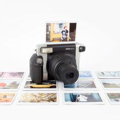 Cute Back to School Gift - Instax Wide 300 Instant Camera